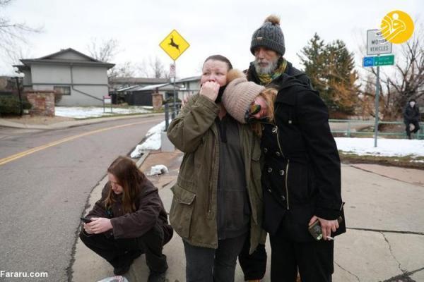 (تصاویر) کشتار در کلرادو آمریکا