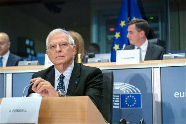 اتحادیه اروپا از حضور نظامی روسیه در مرز اوکراین نگران شد