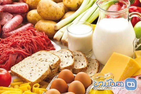 ویتامین D با مصرف مواد غذایی تامین می گردد