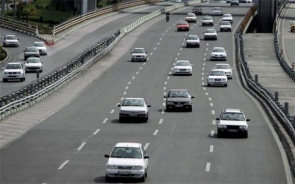 کاهش 3.2 درصدی تردد در محورهای برون شهری
