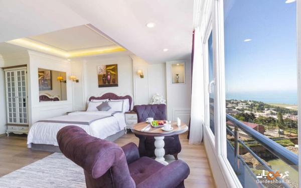 آندالوس الگانت سوئیت؛ هتلی شیک و مدرن در ترابزون