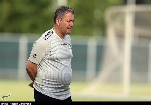اسکوچیچ: احتیاج نبود با بازی تدارکاتی، فشار را روی تیم ملی افزایش دهیم، با ارائه بهترین عملکرد به ایران برمی گردیم