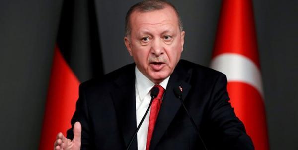 اردوغان: نمی گذاریم تروریست ها از عراق به ترکیه حمله کنند