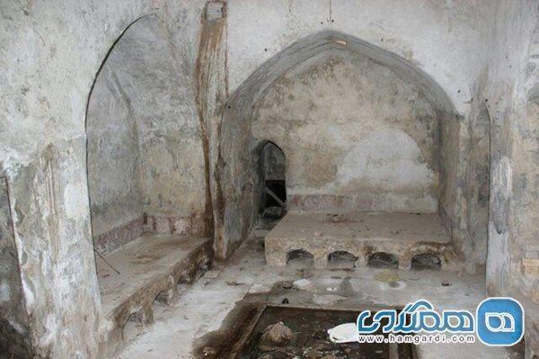 بازسازی و بازسازی حمام قدیمی روستای یاری سفلی اسدآباد
