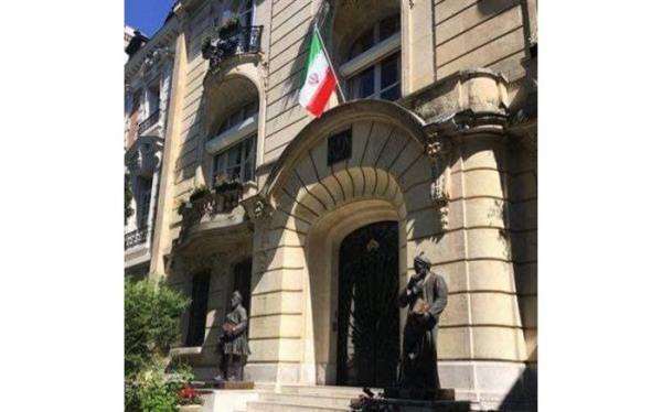 سفارت ایران در فرانسه خواهان لغو ممنوعیت پروازها از پاریس به تهران شد