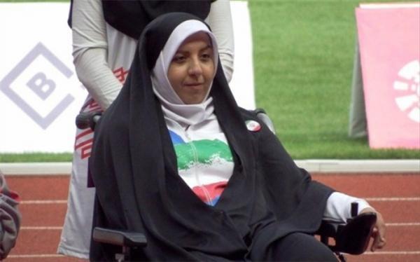 بانوی دونده ایران به سهمیه پارالمپیک رسید