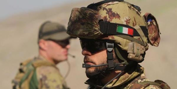 ایتالیا به ماموریت نظامی خود در افغانستان انتها داد