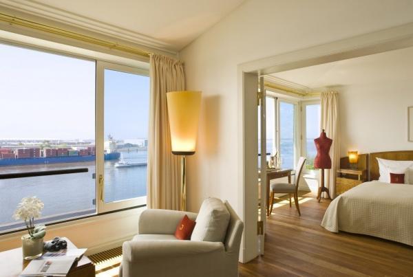 مجذوب کننده ترین بوتیک هتل ها در هامبورگ
