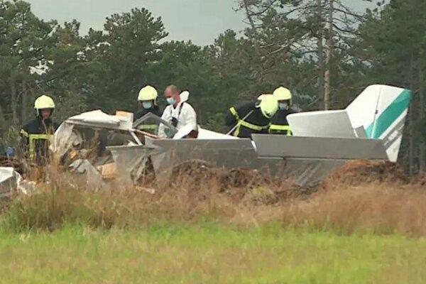 تور فرانسه ارزان: سقوط یک فروند هواپیما در شرق فرانسه، سه تن کشته شدند