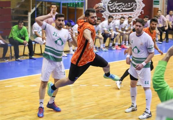 لیگ برتر هندبال، فزونی نزدیک مس کرمان مقابل زغال سنگ طبس