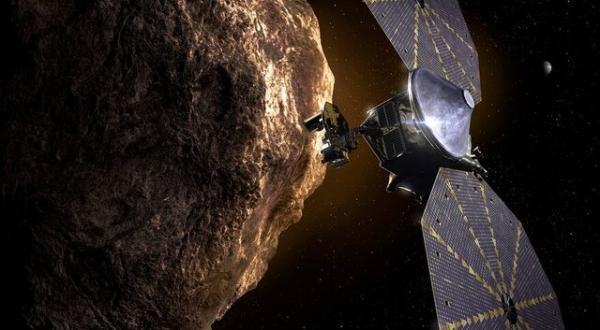 فضاپیمای لوسی برای پرتاب در ماه اکتبر آماده می گردد